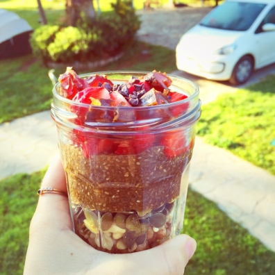 chia on the go