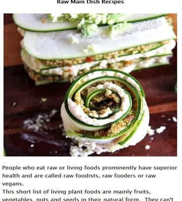 raw main dishes app 1