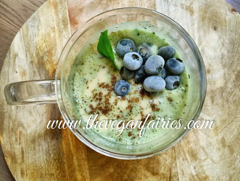 protein exotic smoothie 2